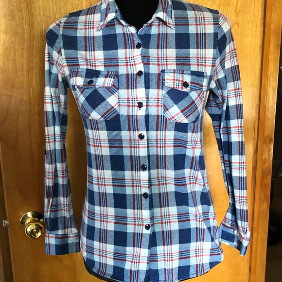 Rue21 Tops - Rue21 Flannel Shirt